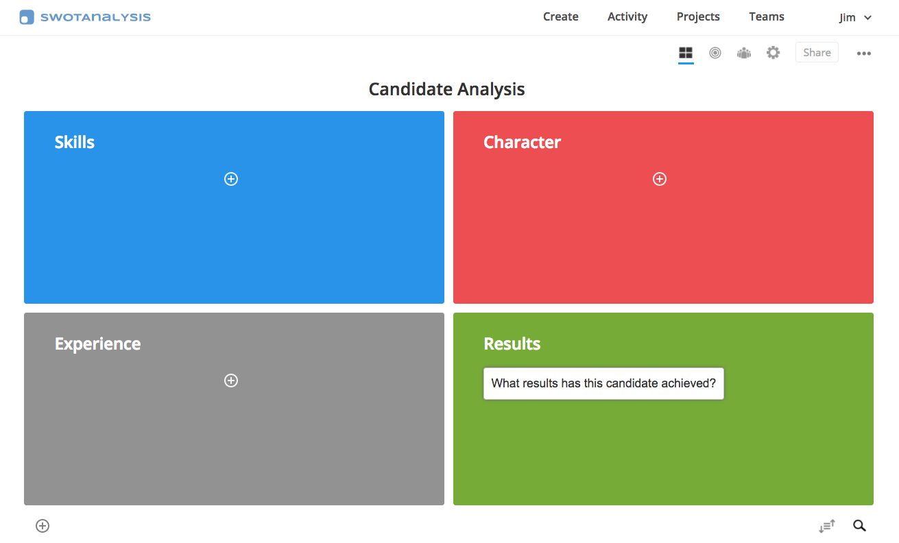 Candidate Hiring Analysis Guide A Tool For Making Better Hiring
